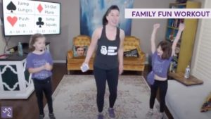 Anytime Fitness Virtual Workout - Fit Fam Friday 2 (20 mins)