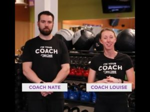 Anytime Fitness Virtual Workout - Internal Training (10 mins)